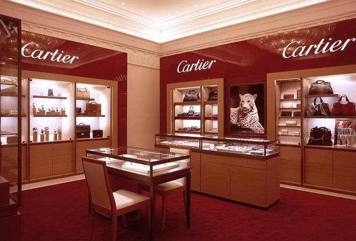 Cartier. 2009