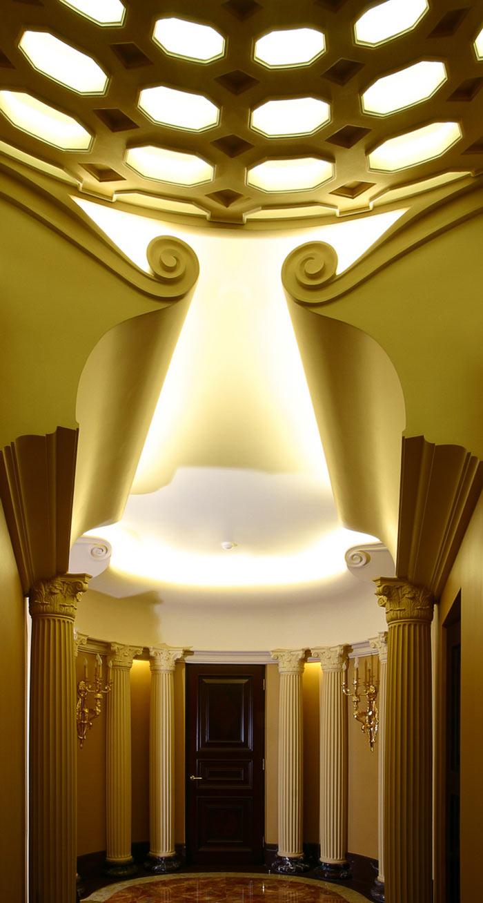 У Михайловского замка. Квартира. Санкт-Петербург. 2004