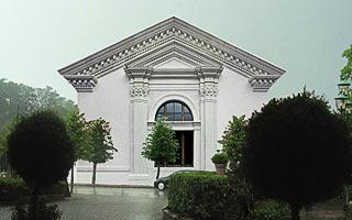 Villa Vandoeuvres. Geneva. 2004