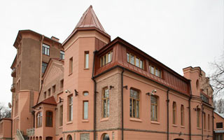 Reconstruction. Private House. Saint-Petersburg. 2006
