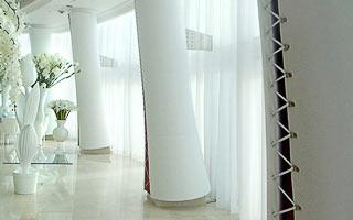 Le Reve. 49&50 Floors. Private Apartment. Dubai. 2008