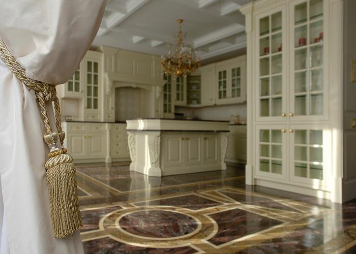 Official District. Private Apartment. Saint-Petersburg. 2008
