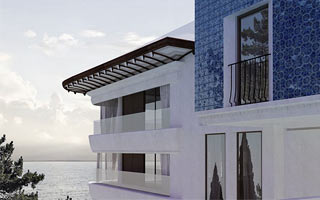Rafina. Athens. Private House. 2008