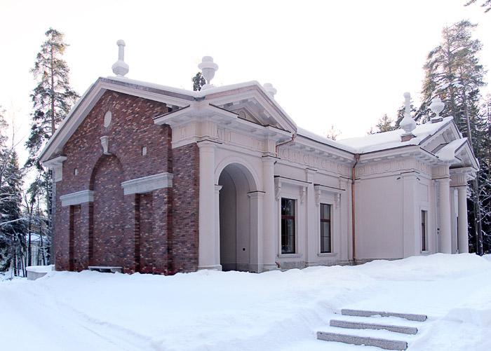 Классический дом. Санкт-Петербург. 2011