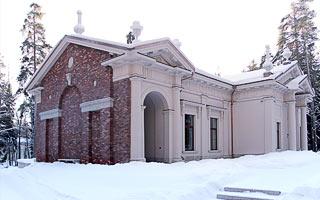 New Classical House. Saint-Petersburg. 2011